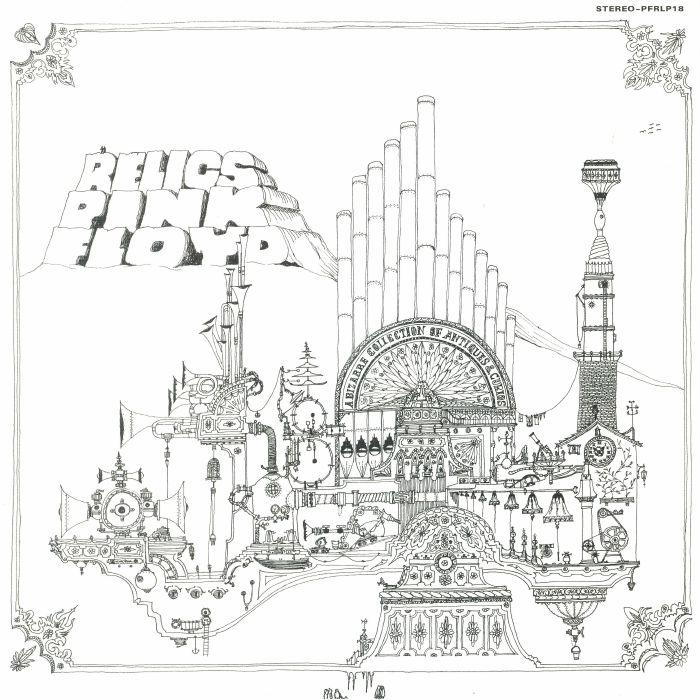 PINK FLOYD - Relics (remastered)