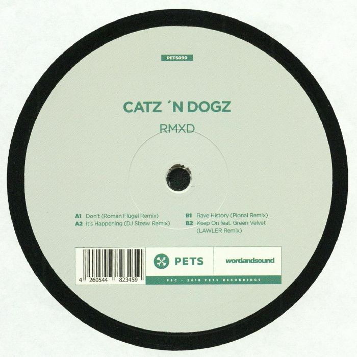 CATZ 'N DOGZ - RMXD