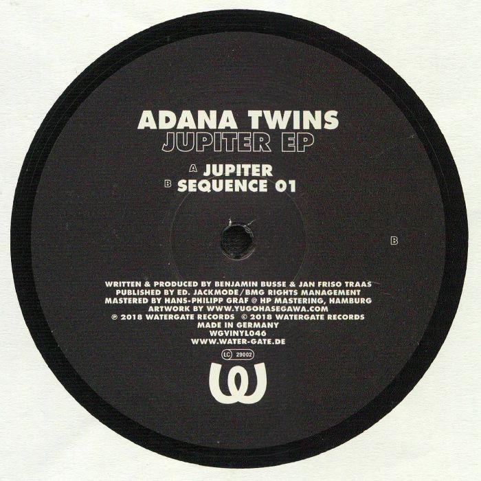 ADANA TWINS - Jupiter EP