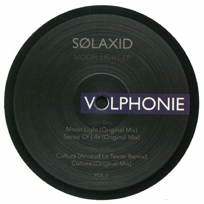 SOLAXID - Moon Light EP