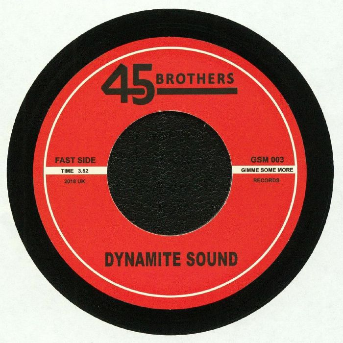 45 BROTHERS - What's Happening