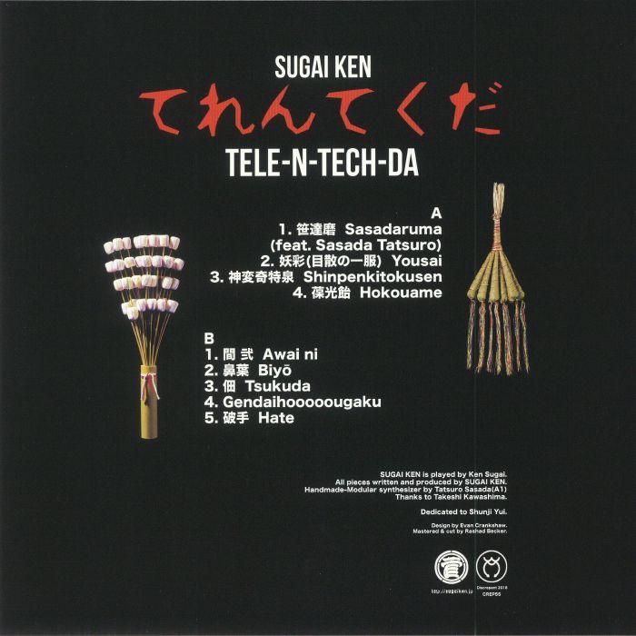 KEN, Sugai - Tele N Tech Da