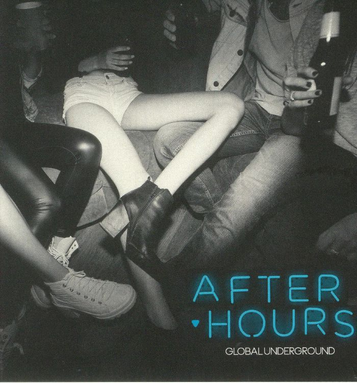 VARIOUS - Global Underground: Afterhours 8