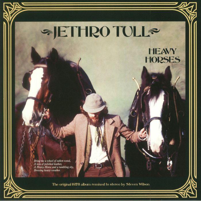 JETHRO TULL - Heavy Horses: A Steven Wilson Stereo Remix