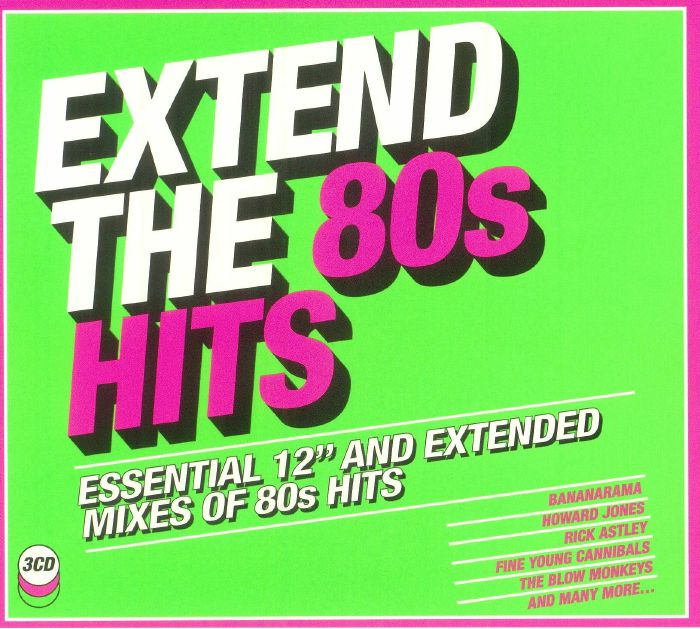 VARIOUS - Extend The 80s: Hits