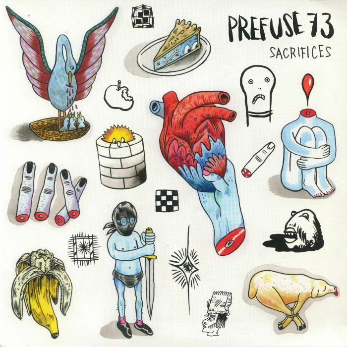 PREFUSE 73 - Sacrifices