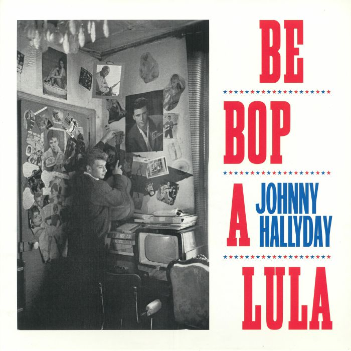 HALLYDAY, Johnny - Be Bop A Lula (reissue)
