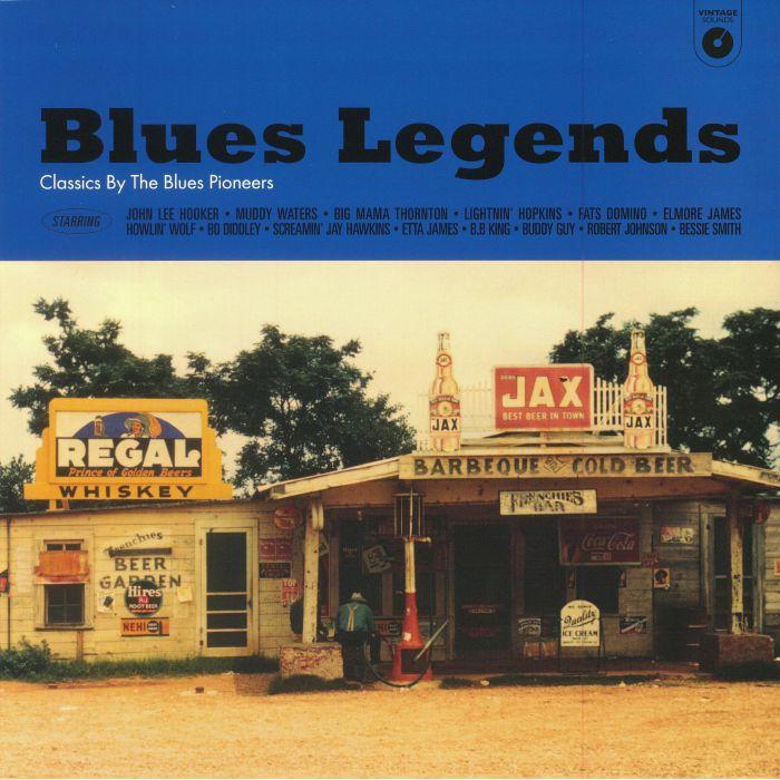 VARIOUS - Blues Legends