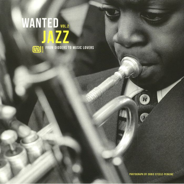 VARIOUS - Wanted Jazz Vol 2