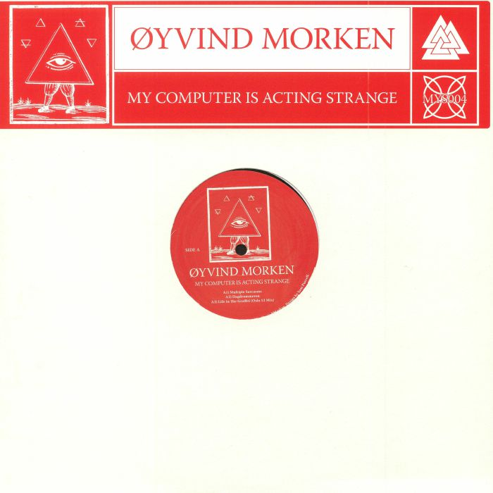 MORKEN, Oyvind - My Computer Is Acting Strange