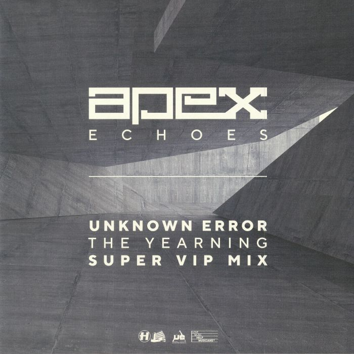 APEX/UNKNOWN ERROR - Echoes