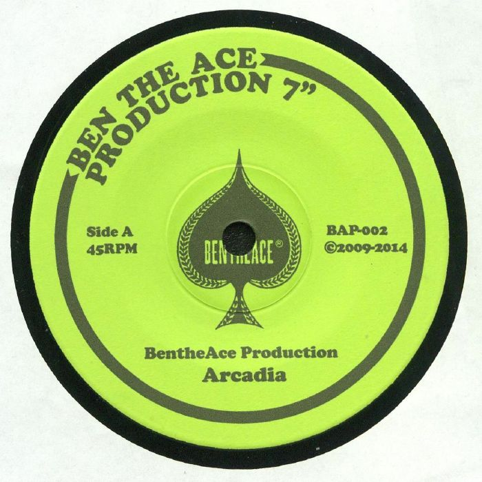 BEN THE ACE PRODUCTION - Arcadia