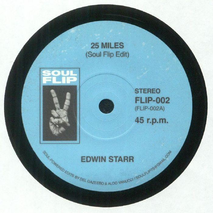 STARR, Edwin/ARETHA FRANKLIN - 25 Miles (Soul Flip edits)