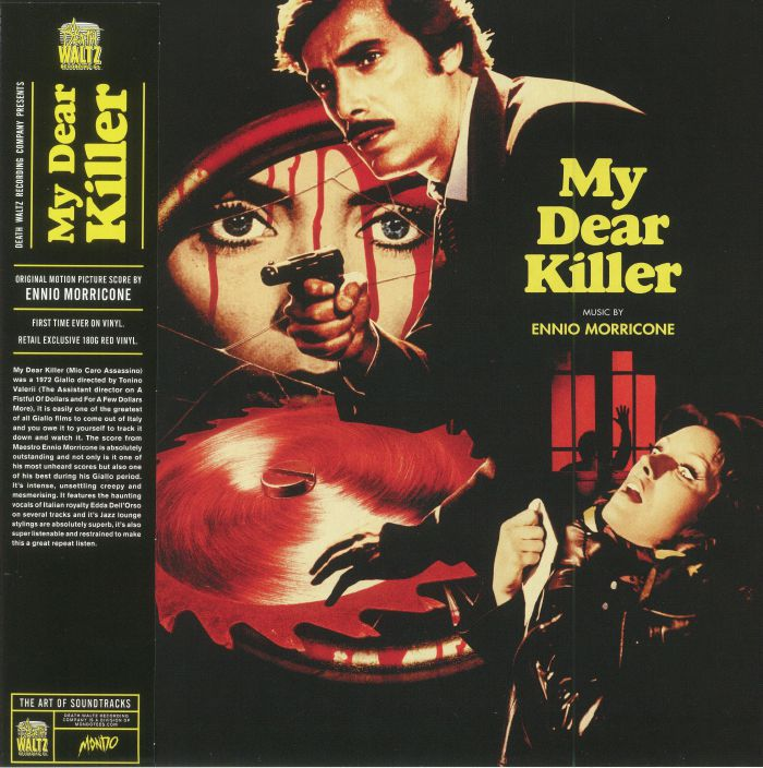 MORRICONE, Ennio - My Dear Killer (Soundtrack)