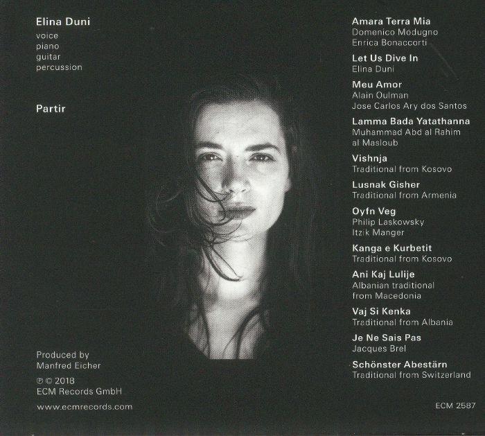 DUNI, Elina - Partir