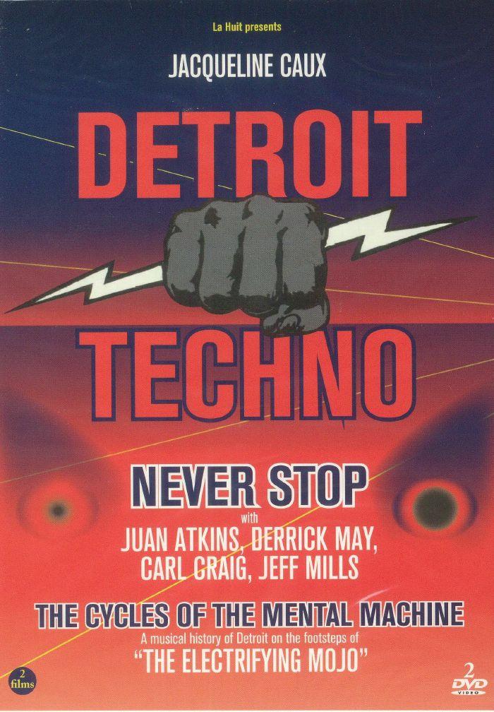 CAUX, Jacqueline/VARIOUS - Detroit Techno