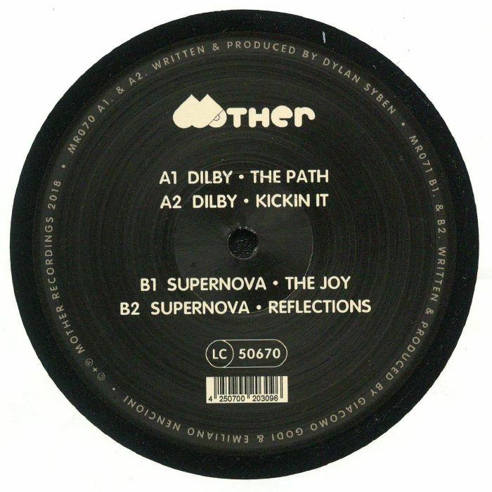 DILBY/SUPERNOVA - The Path