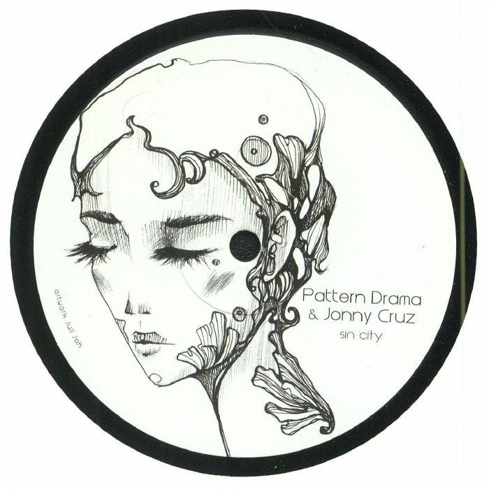 PATTERN DRAMA/JONNY CRUZ - Sin City