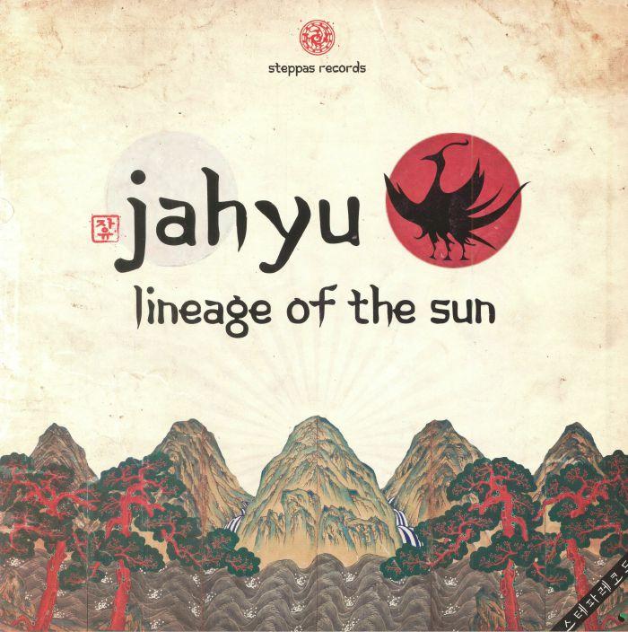 JAHYU - Lineage Of The Sun