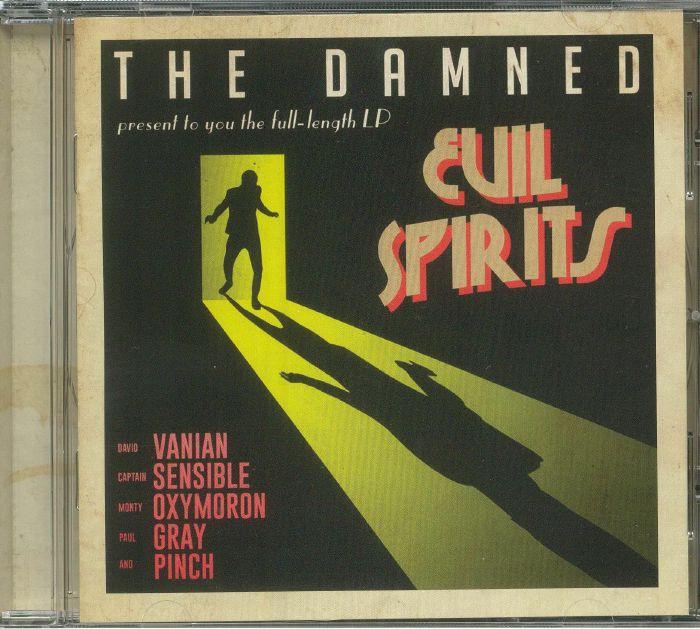 DAMNED, The - Evil Spirits