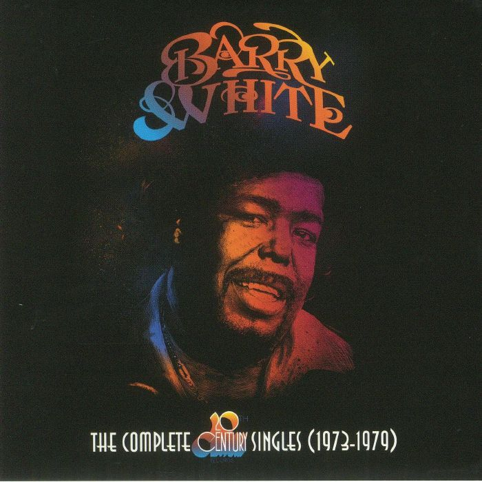 WHITE, Barry - The Complete 20th Century Records Singles (1973-1979)