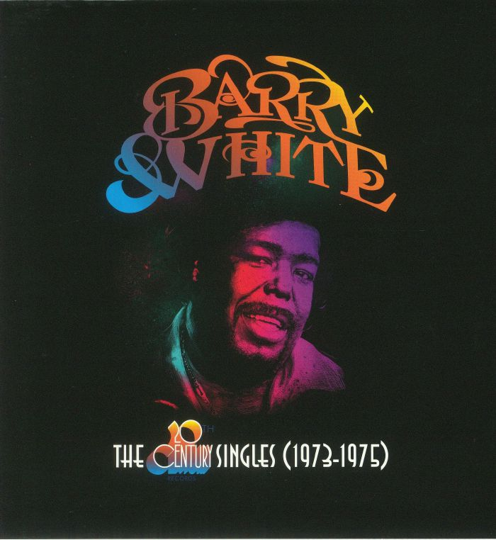 WHITE, Barry - The 20th Century Records 7