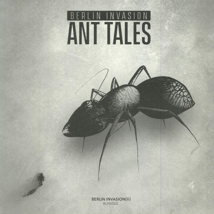 KONIK POLNY/GROOVE DANIEL/MONDAY SLAYER/J REX/INOS - Ant Tales