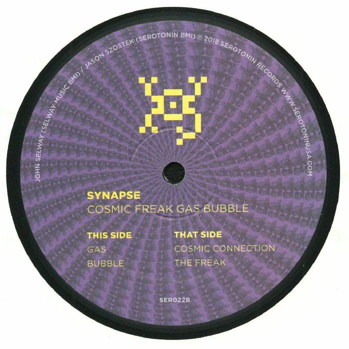 SYNAPSE - Cosmic Freak Gas Bubble