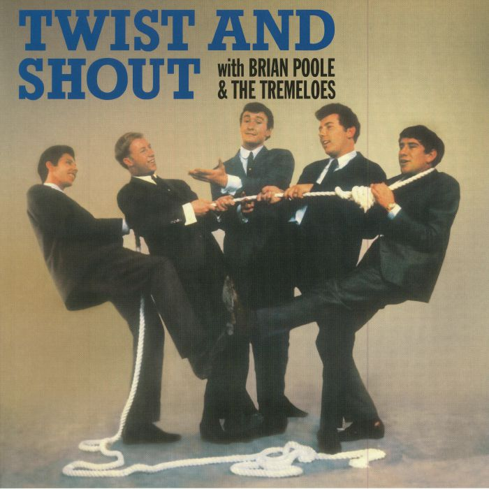 POOLE, Brian & THE TREMELOES - Twist & Shout (reissue)