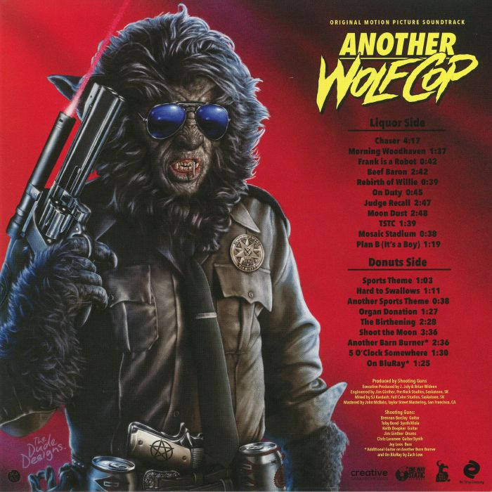 Shooting Guns Another Wolfcop Soundtrack Vinyl At Juno