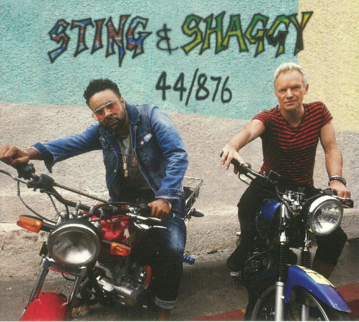 STING/SHAGGY - 44/876: Deluxe Edition
