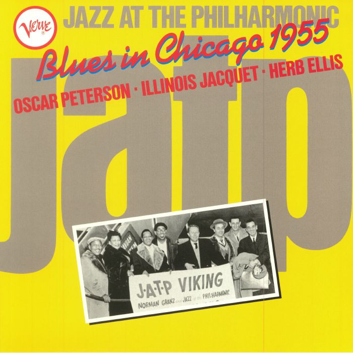 PETERSON, Oscar/ILLINOIS JACQUET/HERB ELLIS - Jazz At The Philharmonic: Blues In Chicago 1955