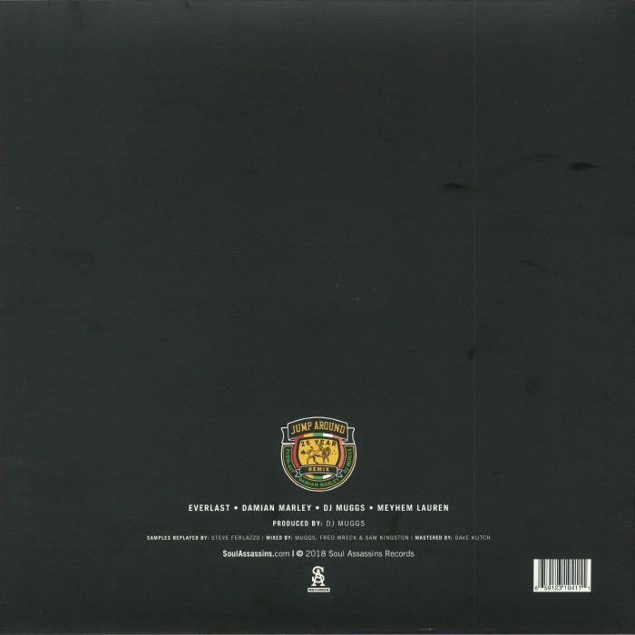 EVERLAST/DAMIAN MARLEY/DJ MUGGS - Jump Around: 25 Year Remix