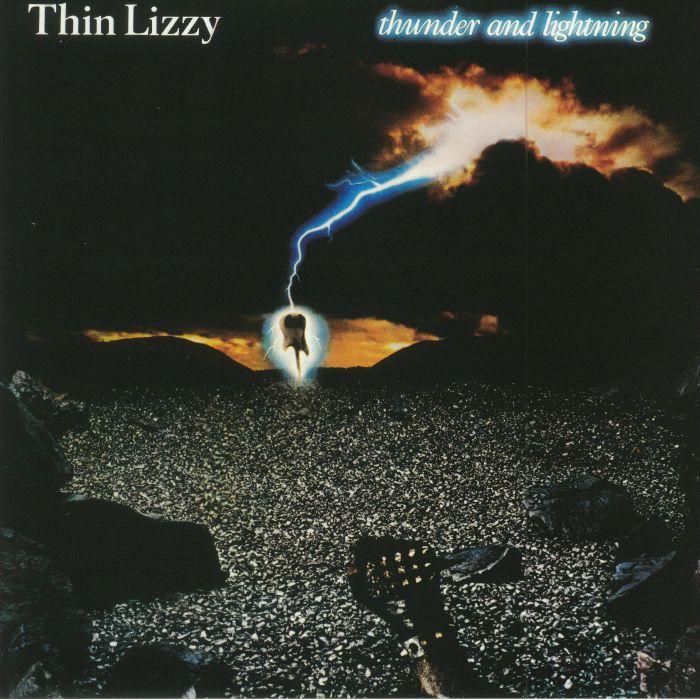 THIN LIZZY - Thunder & Lightning