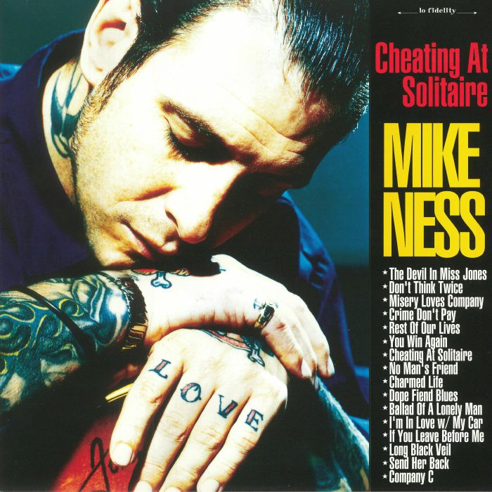 NESS, Mike - Cheating At Solitaire (reissue)