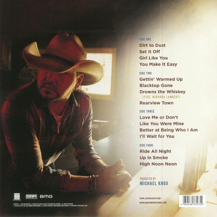 Rearview Town Jason Aldean: Jason ALDEAN Rearview Town Vinyl At Juno Records