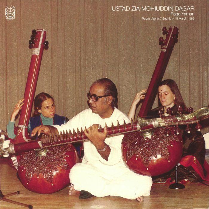 USTAD ZIA MOHIUDDIN DAGAR - Raga Yaman: Rudra Veena Seattle 15 March 1986