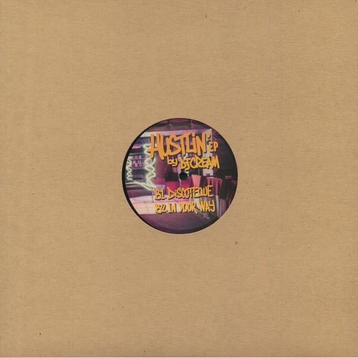 DJ CREAM - Hustlin' EP