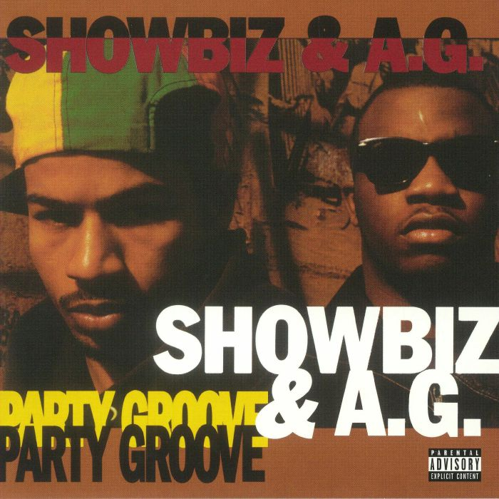 SHOWBIZ & AG - Party Groove (Record Store Day 2018)