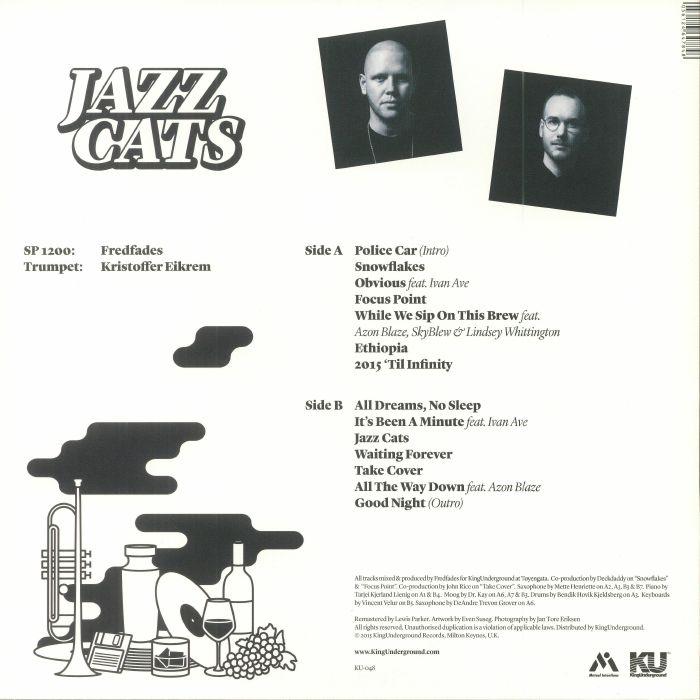 FREDFADES/EIKREM - Jazz Cats (remastered)