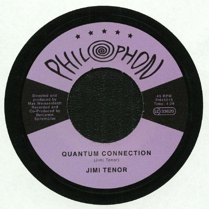 TENOR, Jimi - Quantum Connection