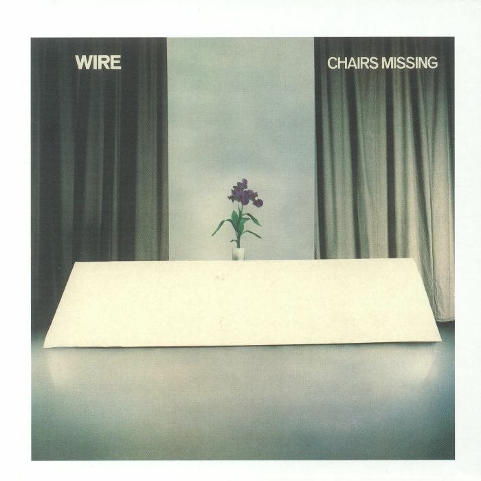 WIRE - Chairs Missing: Special Edition (reissue)