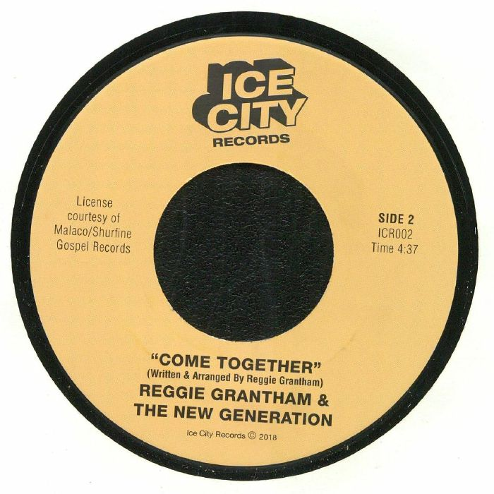 GRANTHAM, Reggie/THE NEW GENERATION - Come Together