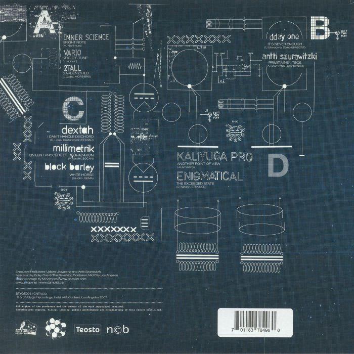 VARIOUS - Signal Path: 10th Anniversary Edition