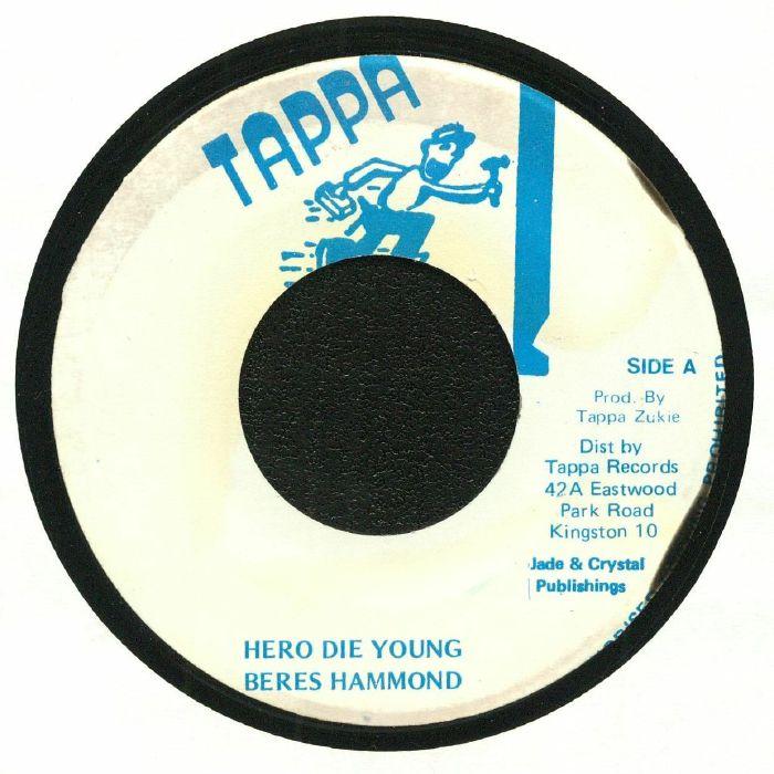 HAMMOND, Beres - Hero Die Young