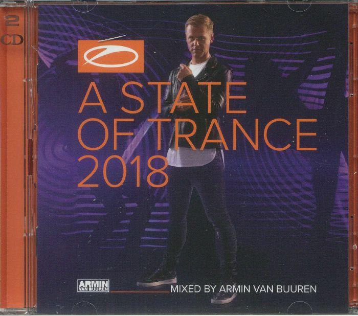 VAN BUUREN, Armin - A State Of Trance 2018