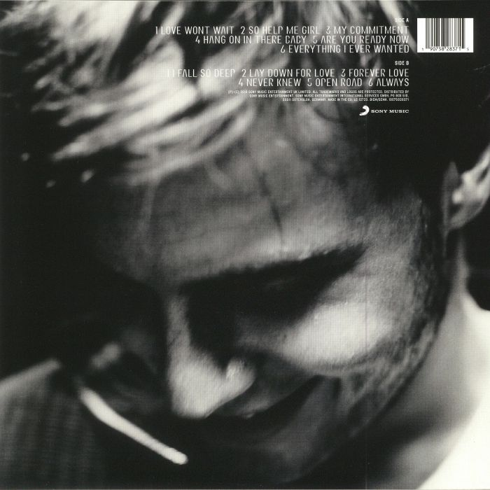 BARLOW, Gary - Open Road: 21st Anniversary Edition (reissue)