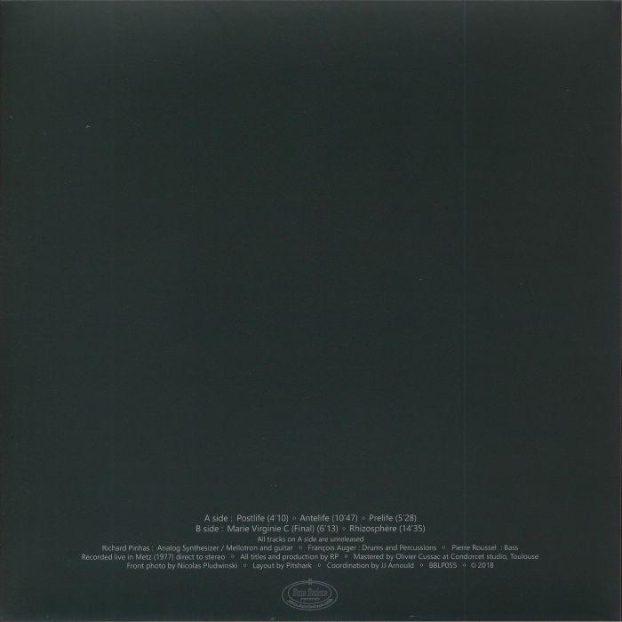 ELDON - Live In Metz '77 (Record Store Day 2018)