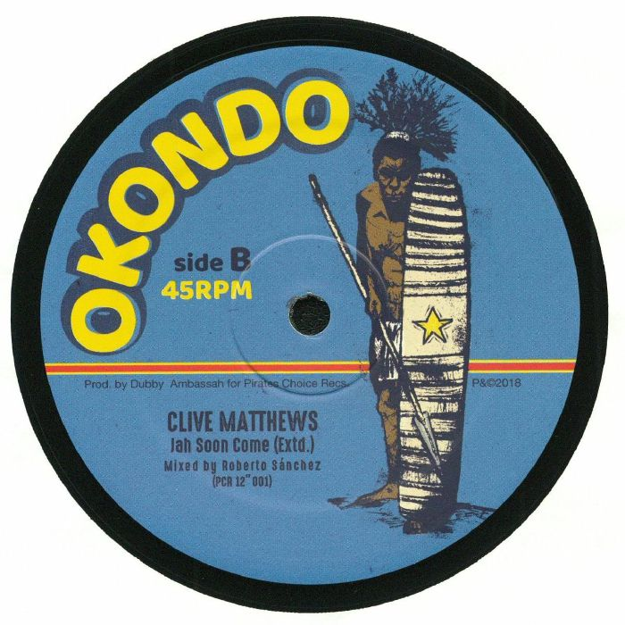 MATTHEWS, Clive - They Will Never Find Jah