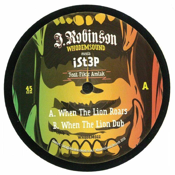 ROBINSON, J meets IST3P feat FIKIR AMLAK - When The Lion Roars